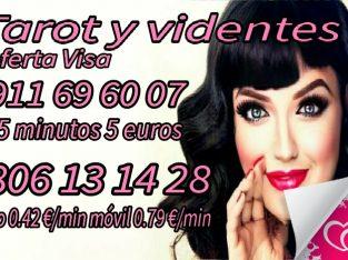 Tarotistas profesionales 15 minuto 5 euros