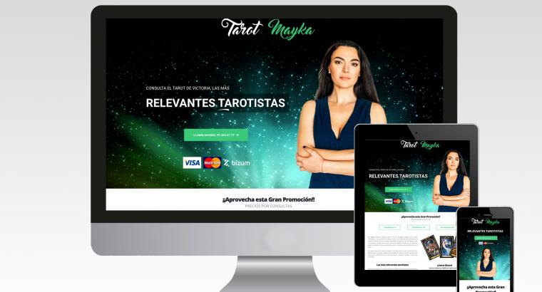 Web Tarot Profesional