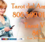 Tarot Visa Barata/Tarot Línea del Amor
