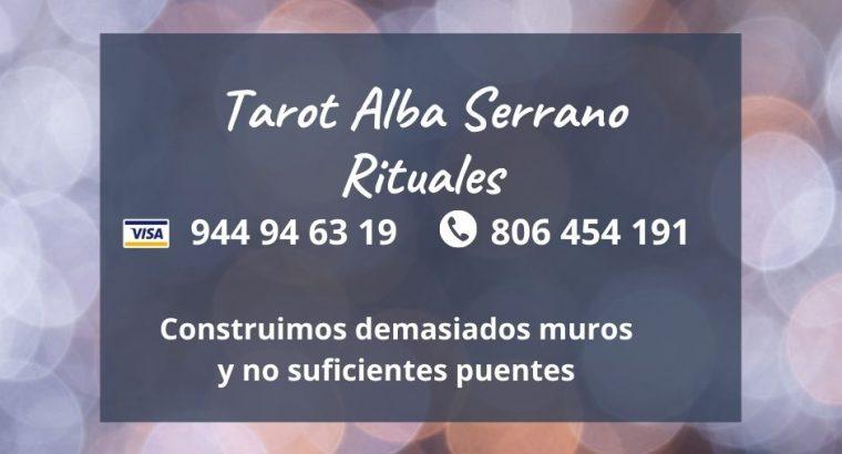 Tarot Alba Serrano