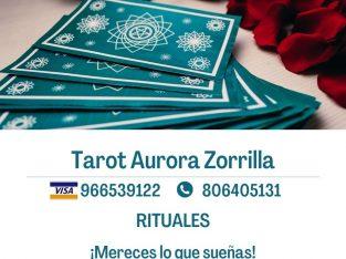 Tarot económicos Aurora Zorrilla
