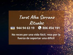Tarot Visa Barata Alba Serrano