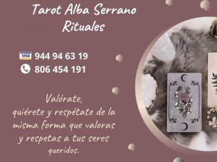 Tarot certero Alba Serrano