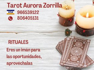 Tarot fiable Aurora Zorrilla