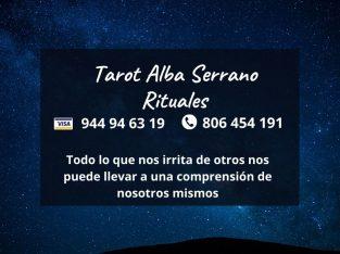 Gabinete tarot Alba Serrano