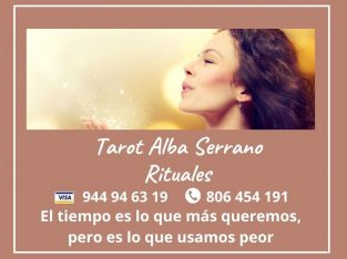 Tarot camino real – Alba Serrano