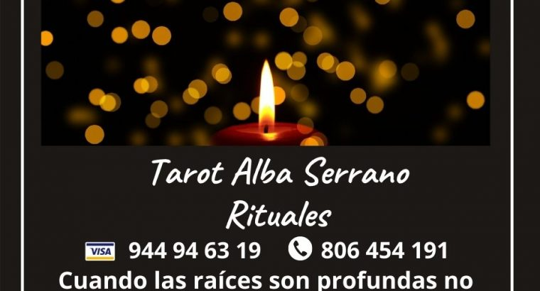 Tarot infinito Con Alba
