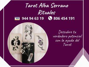 Tarot Línea del Amor Alba