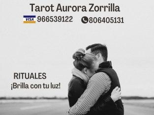 Tarotista médium gallega Aurora Zorrilla