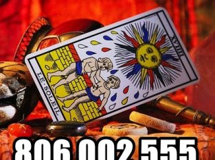 806 002 555 Tarot fiable, solo 0.42 Eur/ min