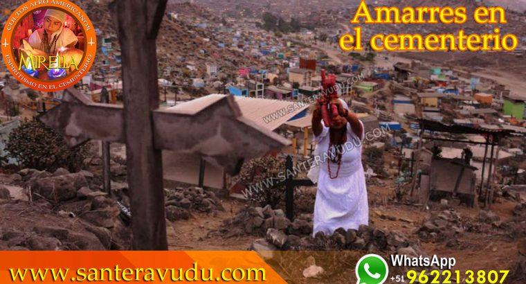 AMARRES DE AMOR A DISTANCIA SANTERA MIRELLA VUDU