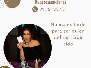 KASANDRA MEJOR TAROTISTA ESPAÑOLA