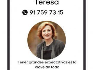 TERESA MEDIUM