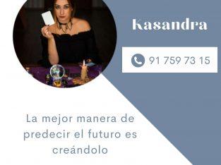 KASANDRA TAROTISTA CON DONES NATURALES