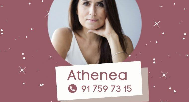 ATHENEA MAESTRA TAROTISTA