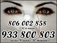 ¿Estas sufriendo por Amor? 806 002 858