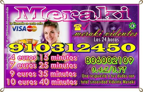 TAROT VISA ECONOMICO 4 EUROS 15 MINU 910312450/806