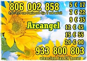 Tarot visa económico 5 euros 17 mtos. 806-131-072